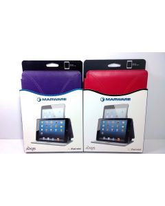 New Marware Axis Sleep/Wake Leather Folio Case for iPad Mini