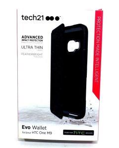 Tech21 Evo Wallet Ultra Slim Case For HTC One M9