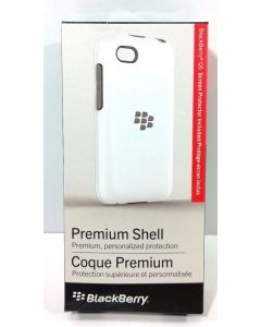 BlackBerry NFC Friendly Premium Shell Case W/Screen Protector For BlackBerry Q5