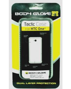 Body Glove Tactic Brushed Dual Layer Case for HTC One