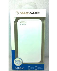 Brand New Marware Eclipse Bumper Impact Dual Layer Case for iPhone 4/4s - White