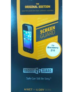 Gadget Guard The Original Screen Guard Screen Protector For BlackBerry Z10