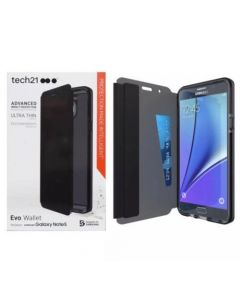 Tech21 Evo Wallet Ultra Thin Shock Absorbing Case for Samsung Galaxy Note 5