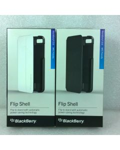 BlackBerry NFC Friendly Flip Shell Case for BlackBerry Z10