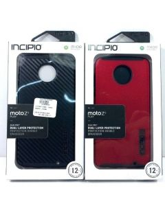 Incipio DualPro Dual Layer Shock Absorbing Case For Motorola Moto Z2 Play