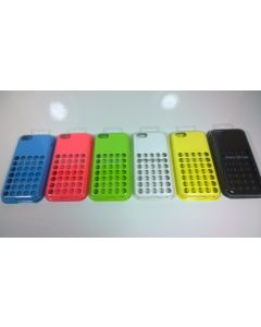 Sealed Authentic Apple Hybrid Silicone Rubber Case for Apple iPhone 5c