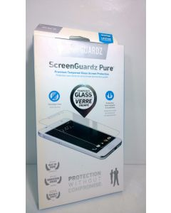 BodyGuardz Pure Tempered Glass - Screen Protector for HTC One A9 - Lot Of 10