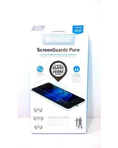 BodyGuardz Pure Tempered Glass Screen Protector For Microsoft Lumia 950