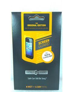 Gadget Guard Clear Film Anti Glare Screen Screen Protector for Nokia Lumia 820