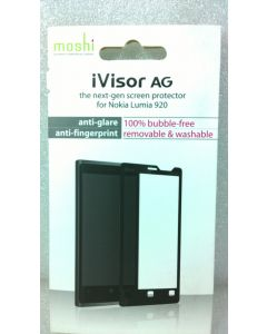 Moshi iVisor AG Reusable Anti-Glare Screen Protector for Nokia Lumia 920