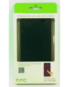 Authentic HTC Dot View Case for HTC One M8