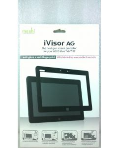Moshi iVisor AG Reusable Anti-Glare Screen Protector for ASUS VivoTab RT - Black