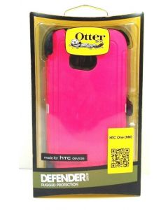 New OtterBox Defender Series Case With Holster for HTC One M8