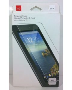 Verizon Tempered Glass Screen Protector for Verizon Ellipsis 7