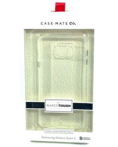 Case-Mate Naked Tough Bumper Protection Case for Samsung Galaxy Note 5 - Clear