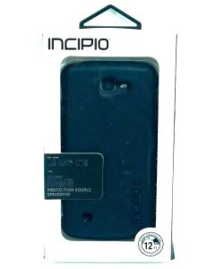Incipio DualPro Dual Layer New Skin Protection For LG K4 LTE - Black