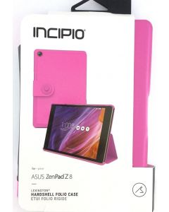 Incipio Lexington Hardshell Folio Leather Case for Asus ZenPad Z8