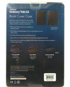 New Samsung Book Cover Folio - For Galaxy Tab S2 9.7 Inch - Lot of 10
