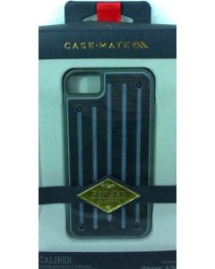 Refined Collection Caliber Case by Case-Mate for iPhone SE / 5 / 5s - Black