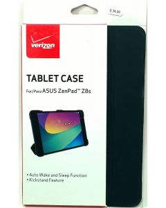 Verizon Tablet Protection Case For Asus ZenPad Z8s - Black