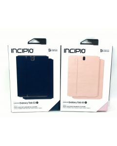 Incipio Faraday Folio Magnetic Closure Case For Samsung Galaxy Tab S3 9.7""